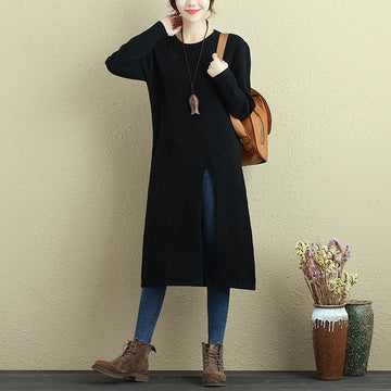 Women Long Sleeve Spring Autumn Casual Long Shirt