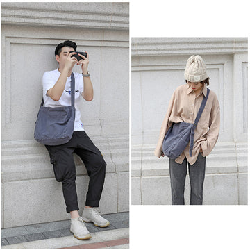 Unisex Casual Travel Crossbody Bag