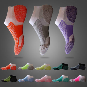 Sports Unisex Male Female Summer Thin Socks