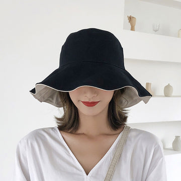 Beach Vacation Women Sun Protection Summer Hat