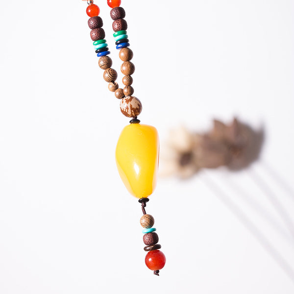 Ethnic Women Beads Necklaces