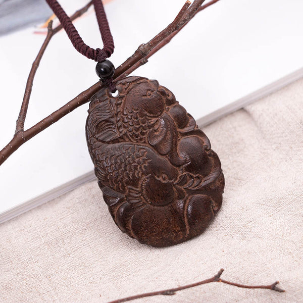 Wooden Vintage Ethnic Women Necklaces