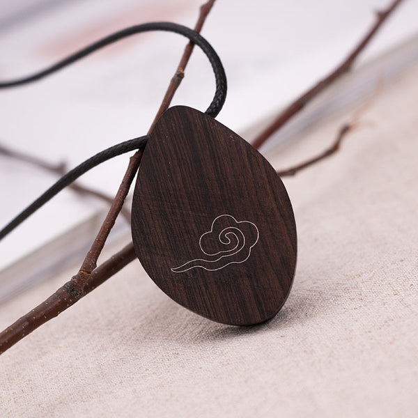 Casual Wooden Women Necklaces
