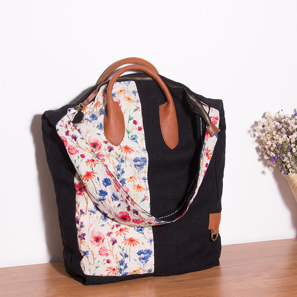 Casual Printing Women Shoulder Bag
