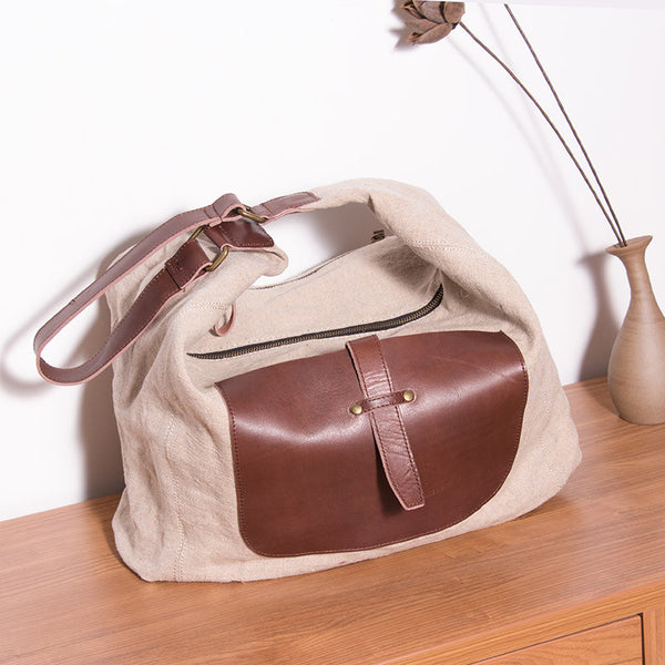 Women Casual Pocket Shoulder Bag