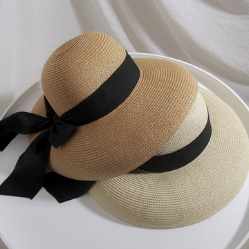 Summer Women Beach Travel Straw Hat