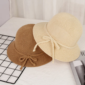 Women Straw Sun Casual Summer Hat