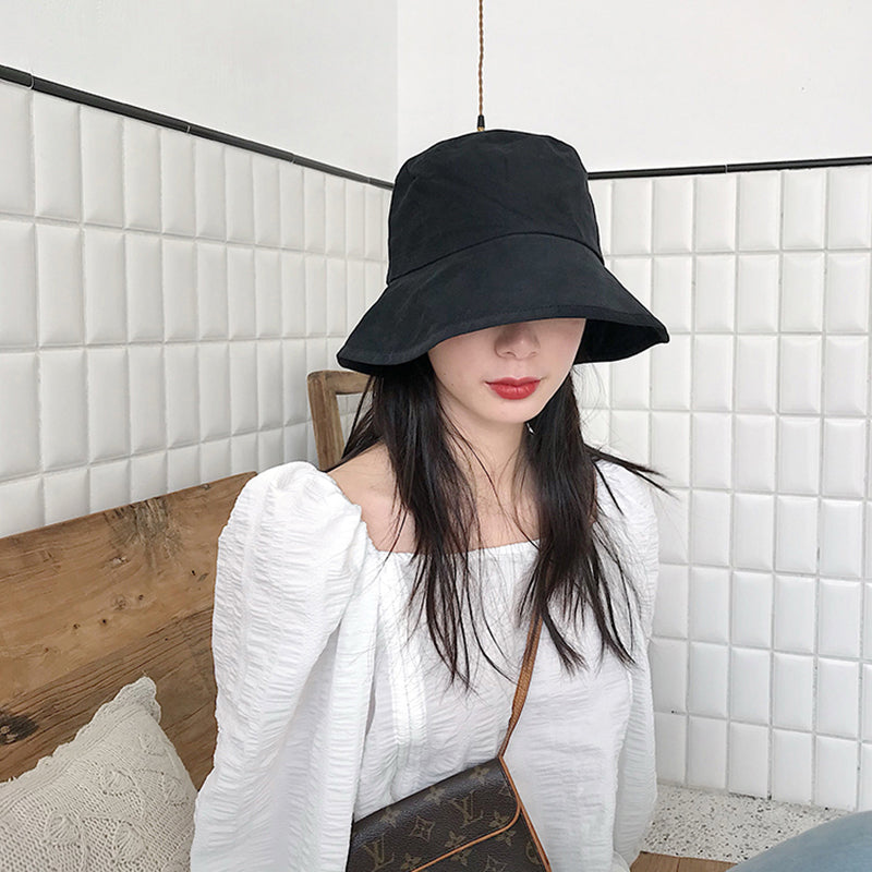Women Sun Protect Cotton Summer Hat