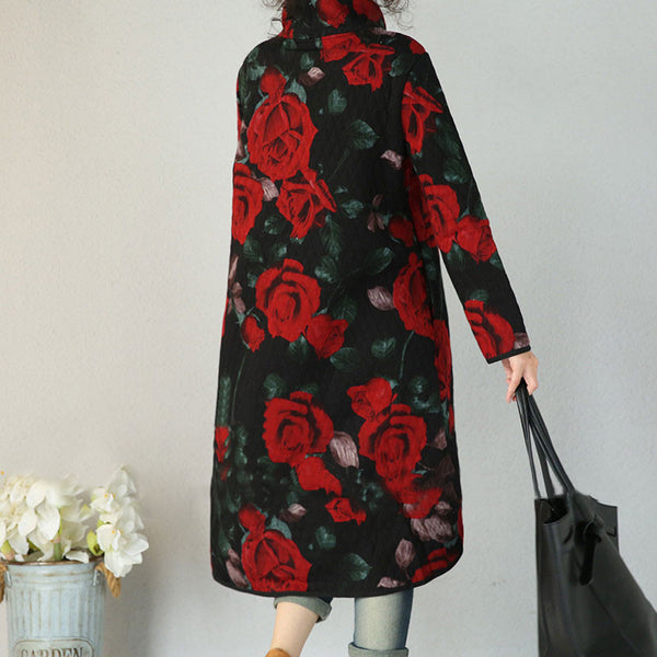 Cotton Ink Loose Dress