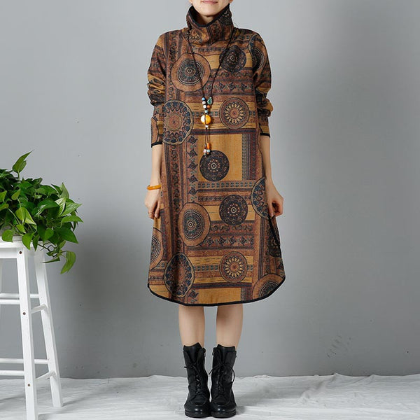 Women Casual Loose Dress