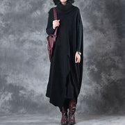 Women Wool Dresses Two Piece Suit Sweater And Dress - Buykud