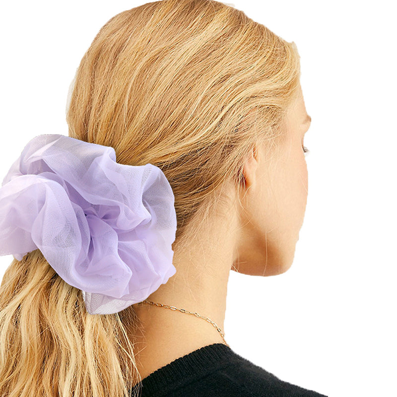 Lace Adult Chiffon Lady Retro Hair Accessories Rope (5 Pieces)