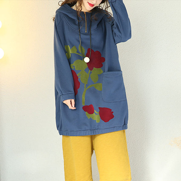 Women Winter Winter Long Sleeve Top
