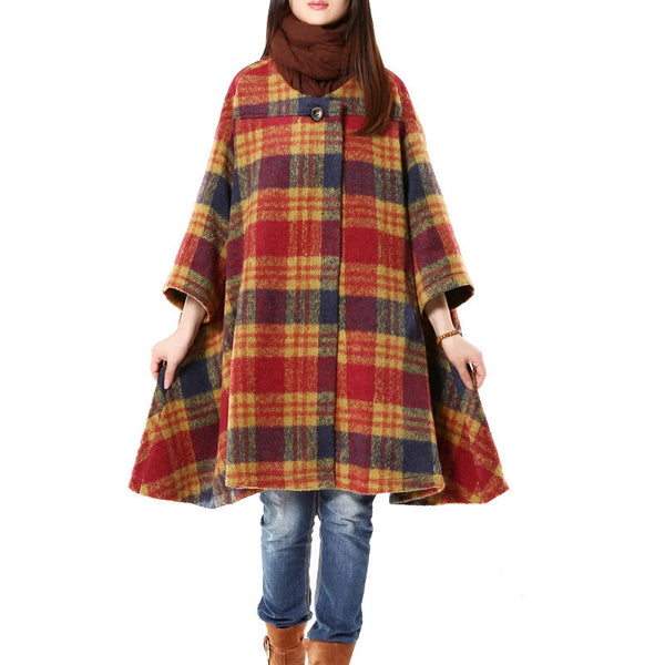 Women Casual Loose Coat
