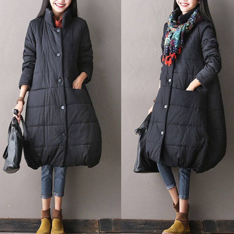 Loose Cotton Casual Jacket