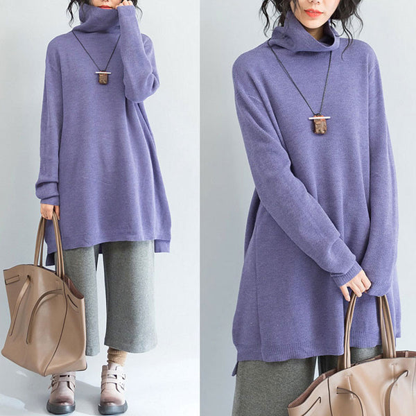 Retro Loose Sweater