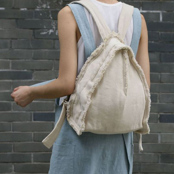 Linen Beige backpack