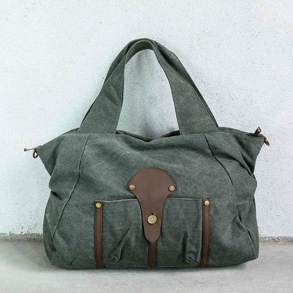 Women Casual Canvas Vintage Messenger Bag