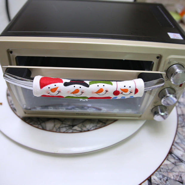 Anti-static Microwave Oven Door Handle Cover