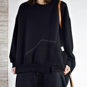 Autumn Winter New Casual Loose Cotton Sweatshirt