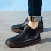Autumn Women Classic Flat Ankle Boot