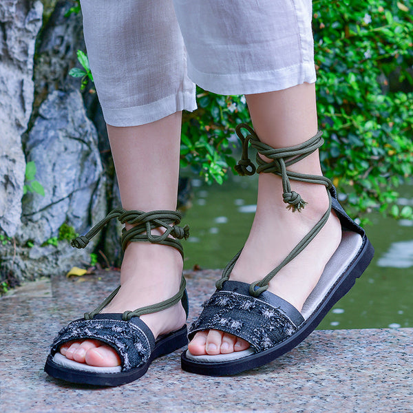 Casual Cross Strap Casual Comfortable Sandals