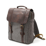 Casual Unisex Large Capacity Canvas Backpack