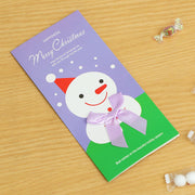 Christmas Card - Cartoon Colorful Greeting Card