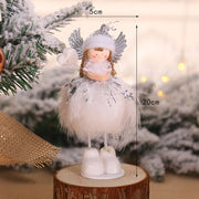Christmas Tree Pendant - Cute Angel Toy