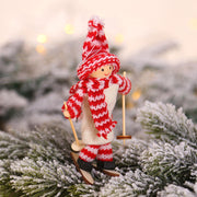 Christmas Tree Pendant - Mini Doll