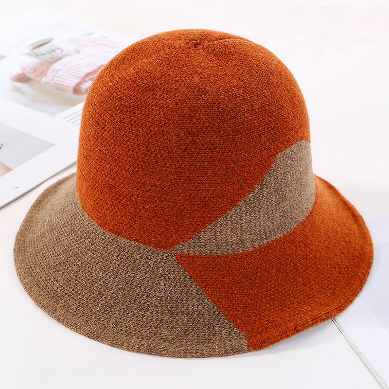 Color Matching Winter Thermal Hat
