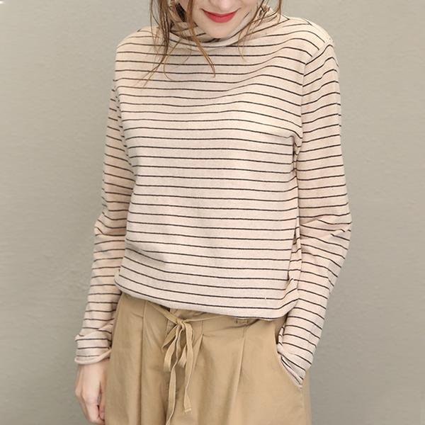Letter Coat Beige Sweater Or Jeans