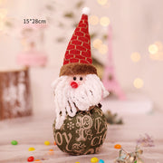 Cute Christmas Toy Candy Apple Bag