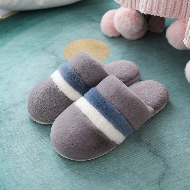 Home Winter Warm Unisex Couple Slipper
