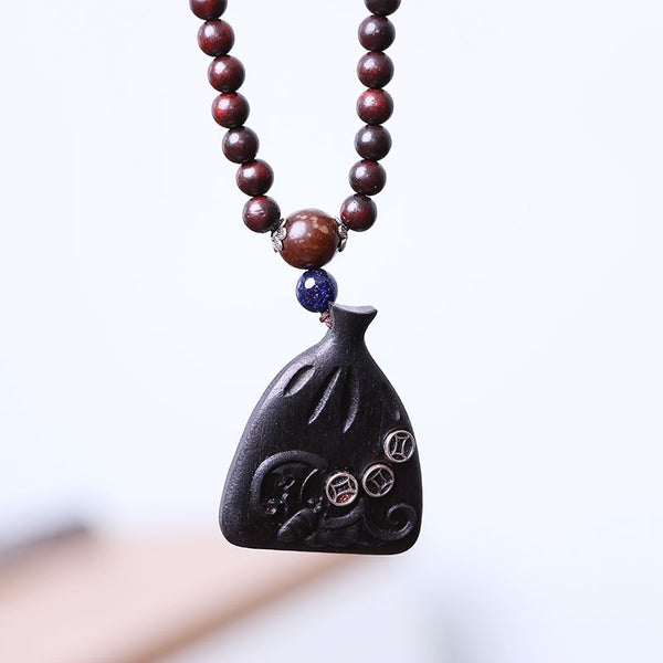 Special New Design Bead Pendant Necklace - Buykud