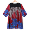 Printing Splicing Summer Dress For Women Dress - Buykud