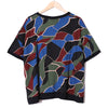 Printing Casual Short Sleeve Loose Summer Shirt For Women - Buykud