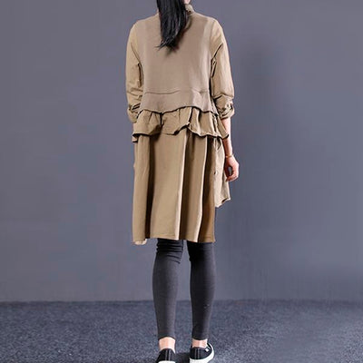 Layering Solid Fashion Turtleneck Women Top