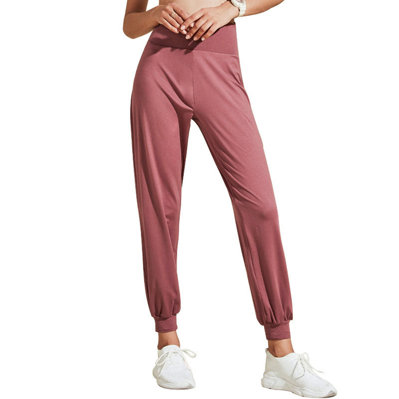 Loose Trousers Women Fitness Sports Yoga Pants