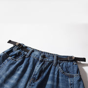 New Casual Loose Denim Harem Pants