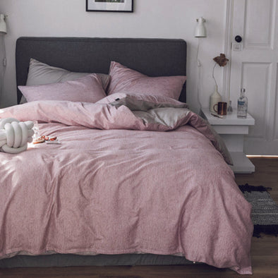 New Cotton Bedroom Flat Sheet Bedlinen