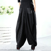 Plus Size Women Loose Lantern Pants