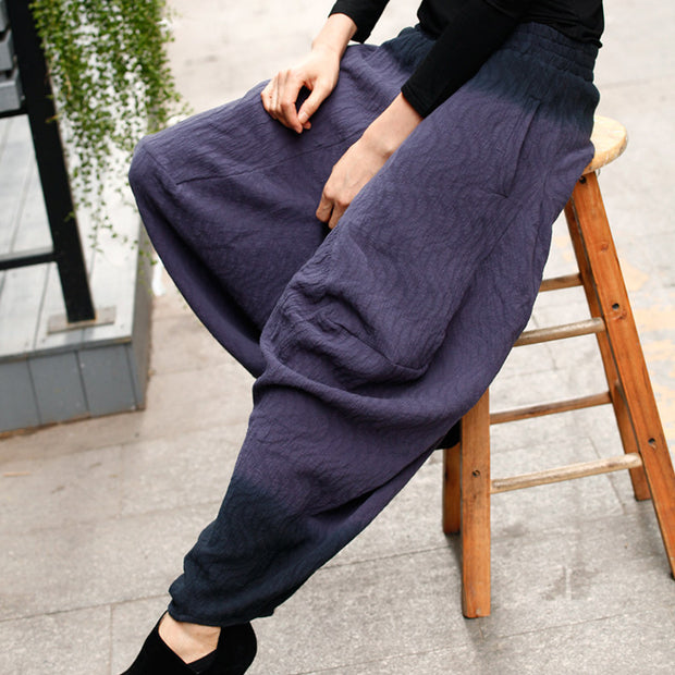 Retro Loose Casual Wide Leg Bloomers
