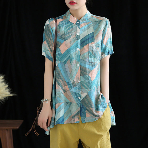 Simple And Stylish Comfortable Printed Shirt
