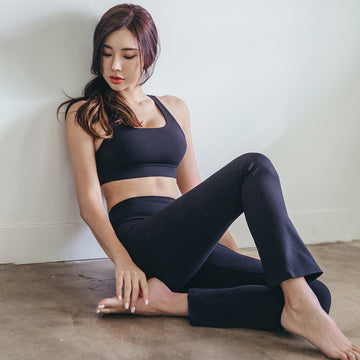 Sports Outdoor Casual Yoga Suit Two-Piece Suit