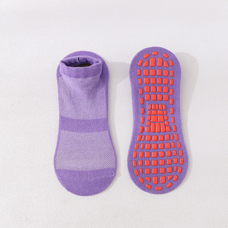 Unisex Trampoline Non-slip Parent-child Socks (10 Pairs)