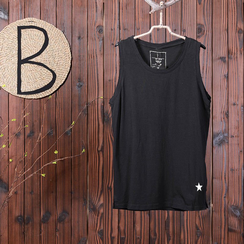 Summer Single Star Casual Comfortable Vest