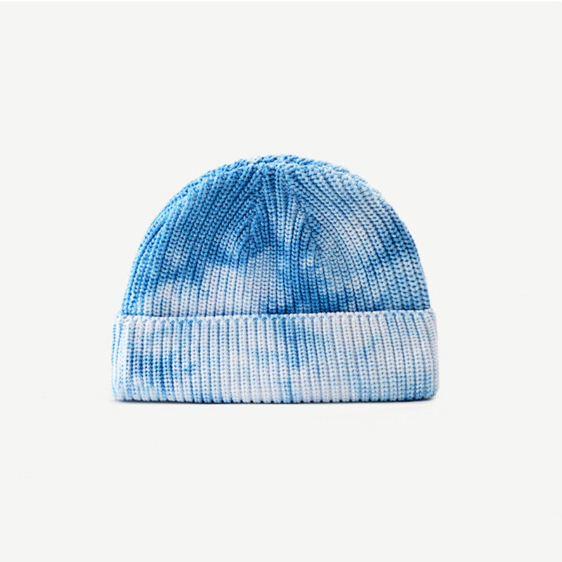 Unisex Autumn Elastic Knitted Hat
