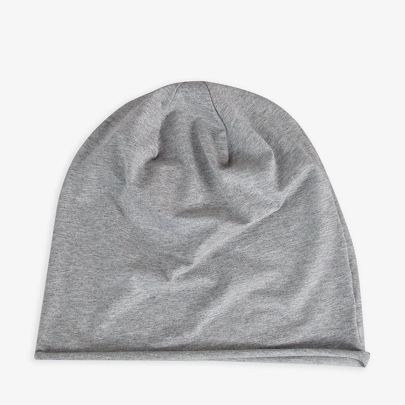 Unisex Solid Color Cotton Thin Hat