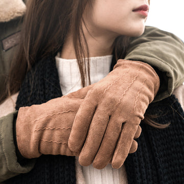 Unisex Simple Warm Gloves